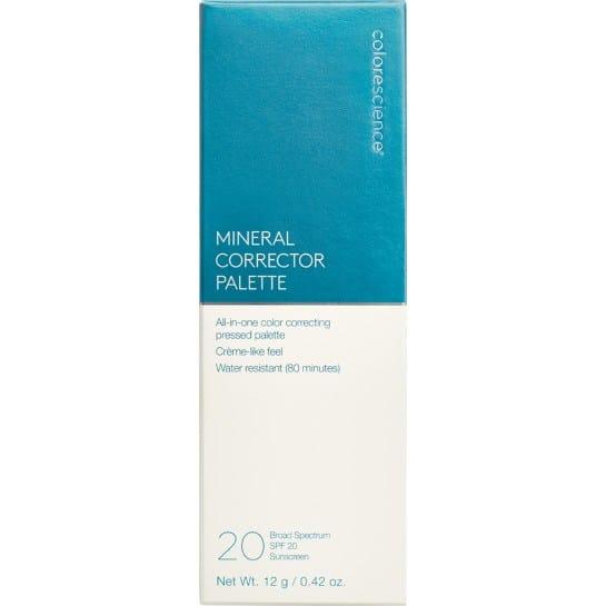 Mineral Corrector Palette SPF 20